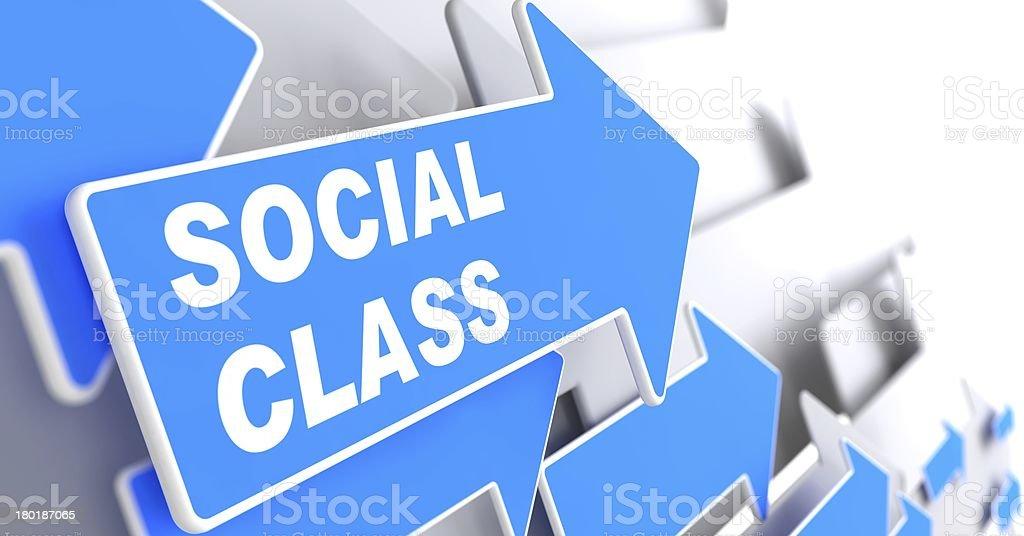 Social Class. stock photo