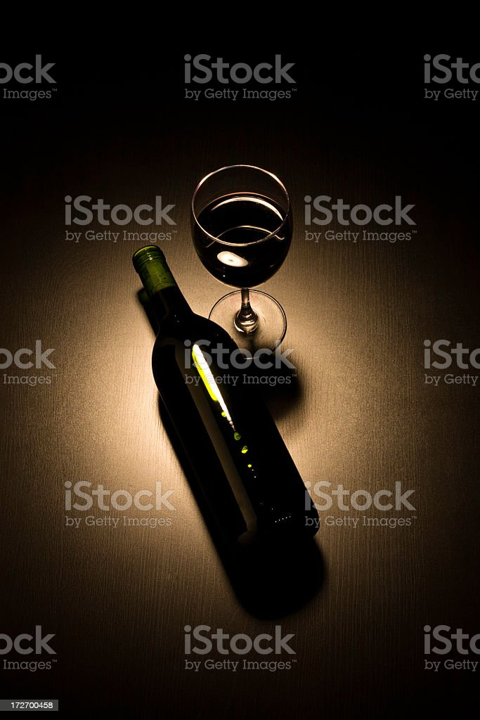 Social Drinker stock photo