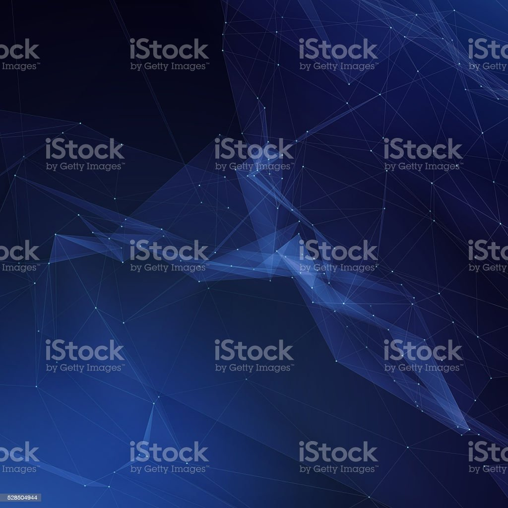 Social network stock photo
