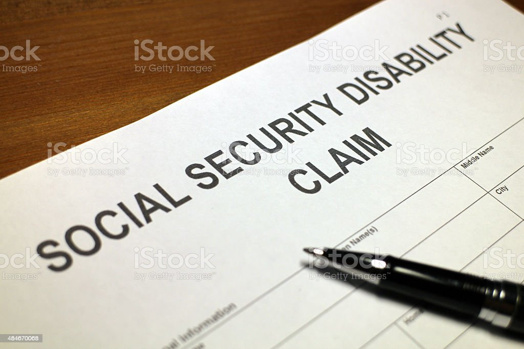 Social Security Disability Pictures, Images And Stock Photos - Istock