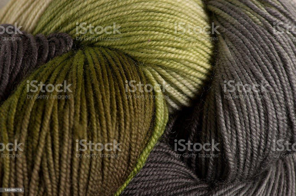 Sock yarn royalty-free stock photo