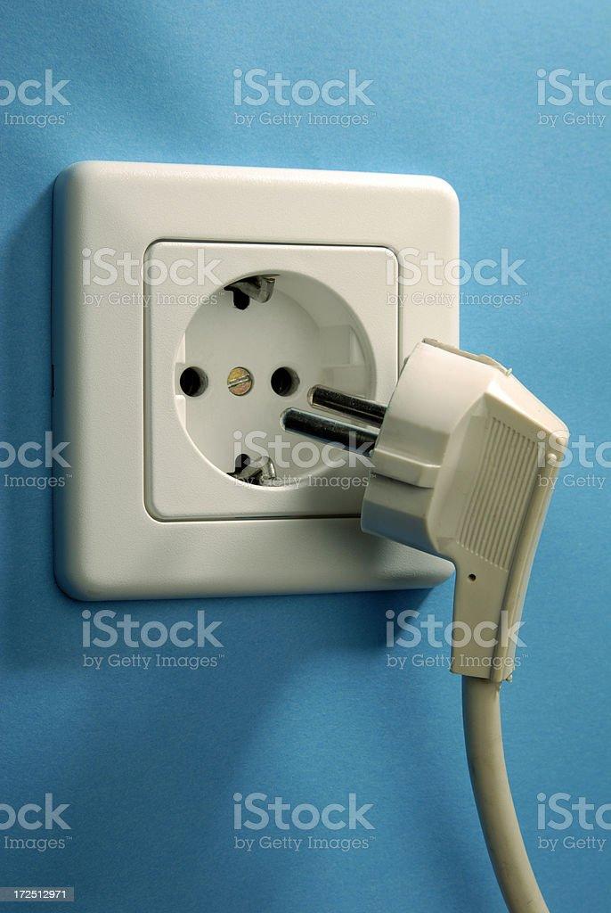 socket royalty-free stock photo