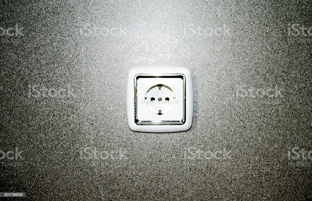 Socket stock photo