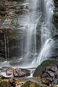 Soco Falls Up Close
