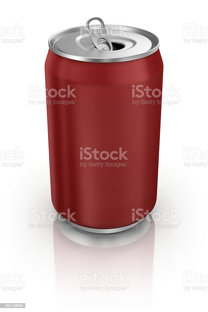 soda can royalty-free stock photo