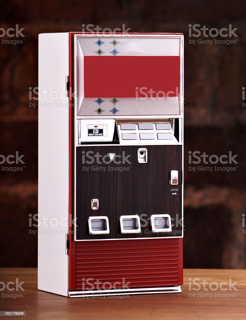 Soda Machine royalty-free stock photo