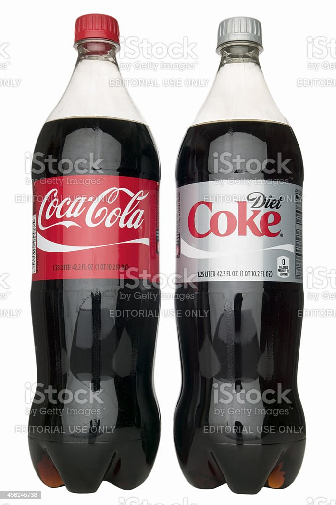 Soda royalty-free stock photo