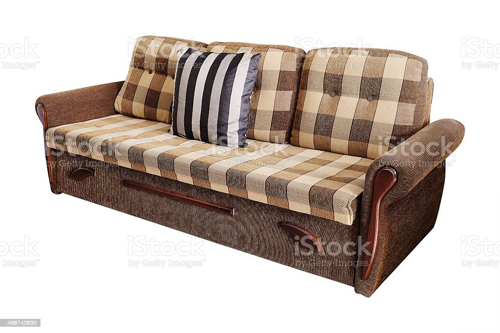 Sofa couch stock photo