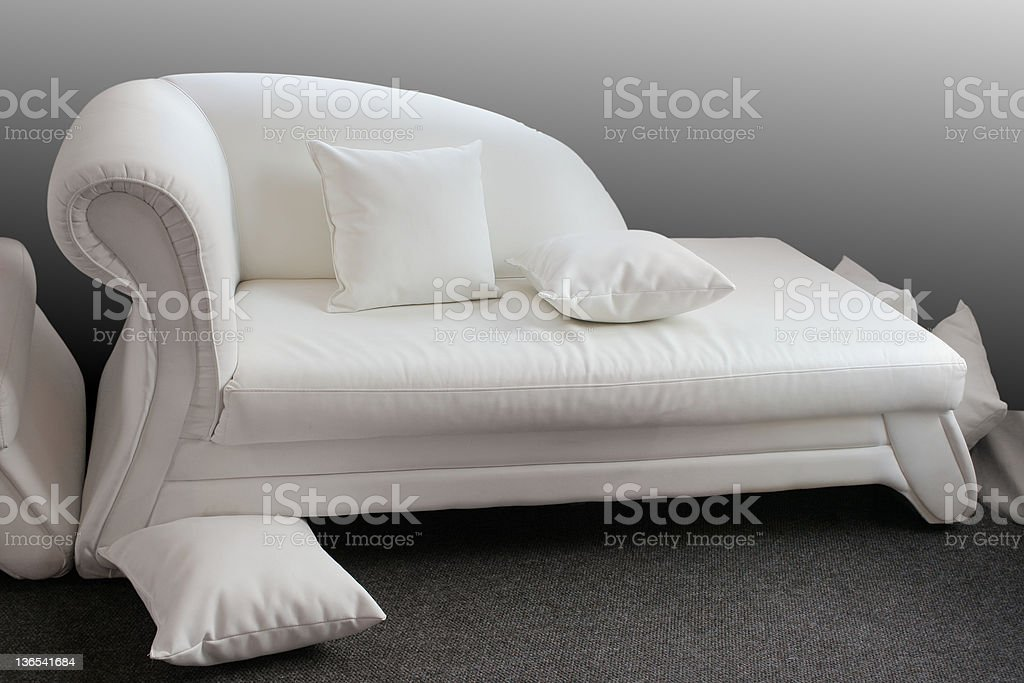 Sofa royalty-free stock photo