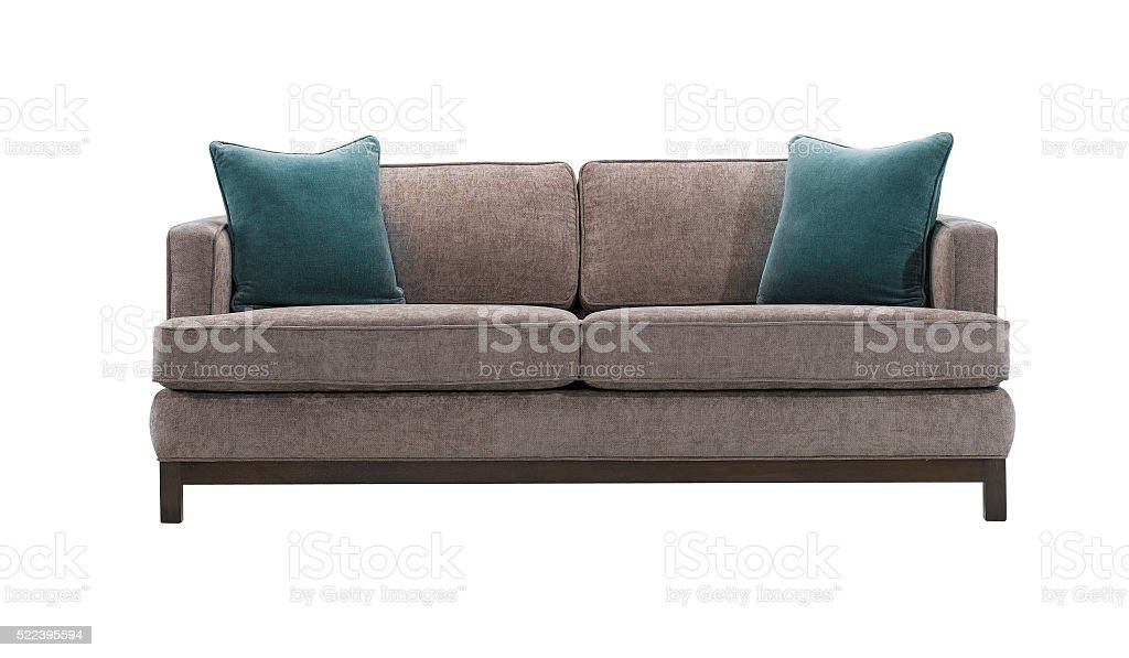 sofa stock photo