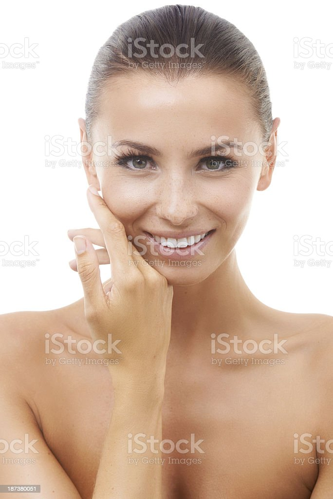 Soft and smooth royalty-free stock photo