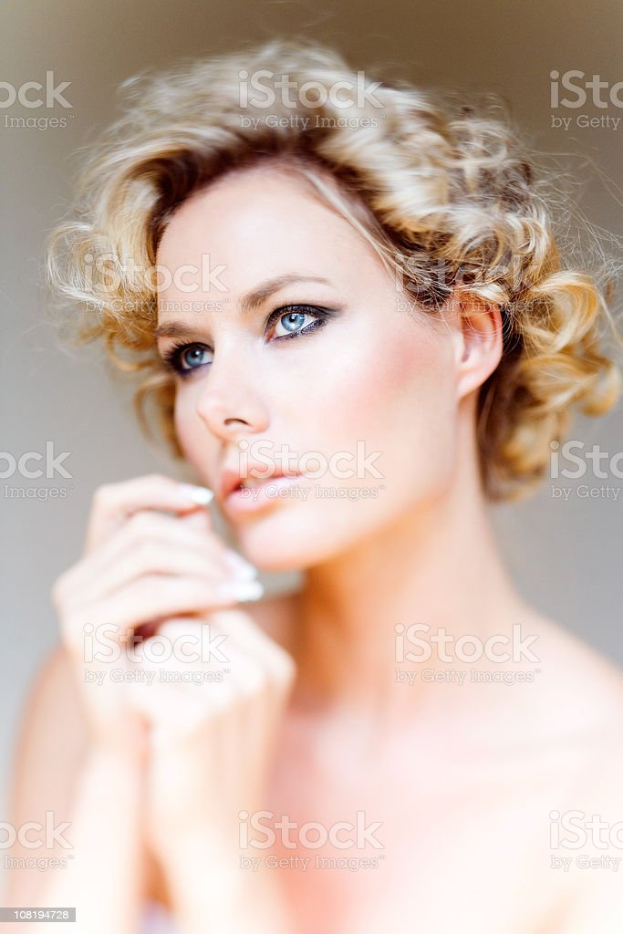 Soft Beauty royalty-free stock photo