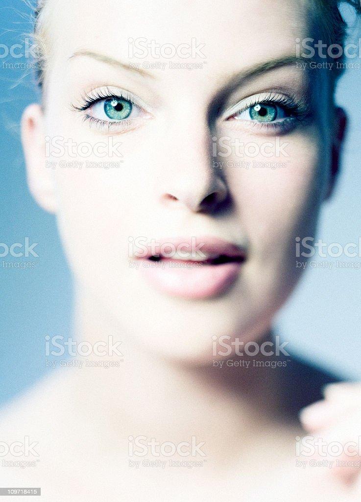 Soft Beauty royalty-free stock photo
