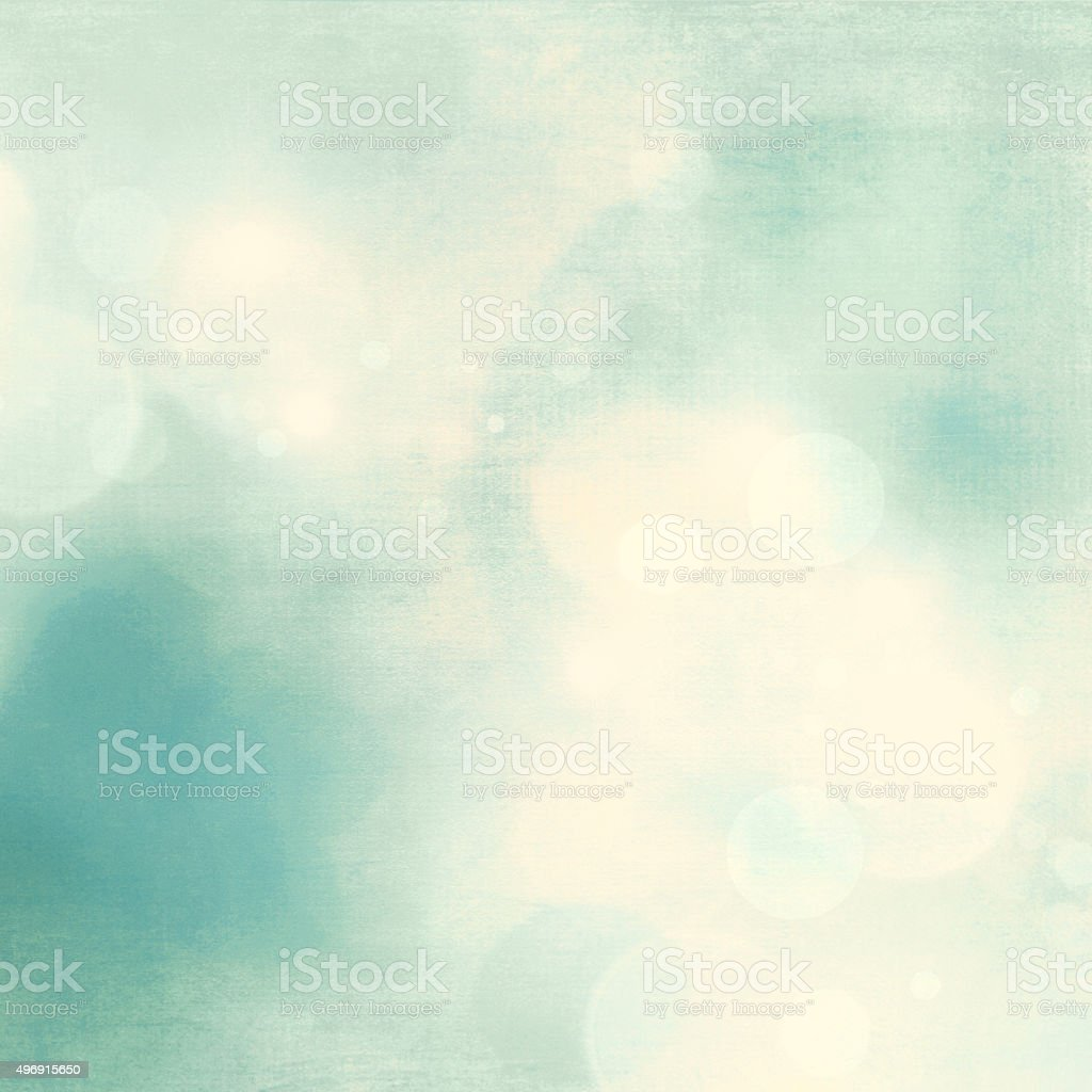 Soft blue fresh nature background stock photo