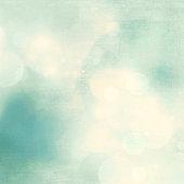 Soft blue fresh nature background