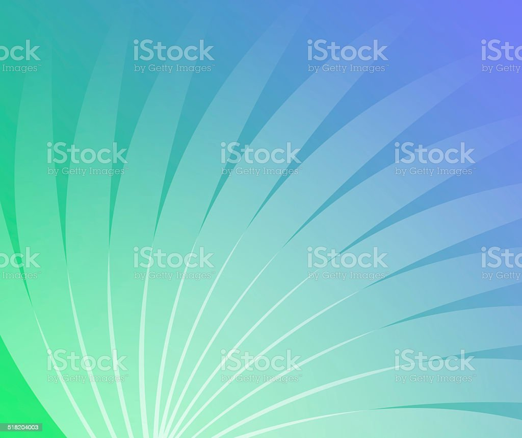 Soft Blue green background stock photo