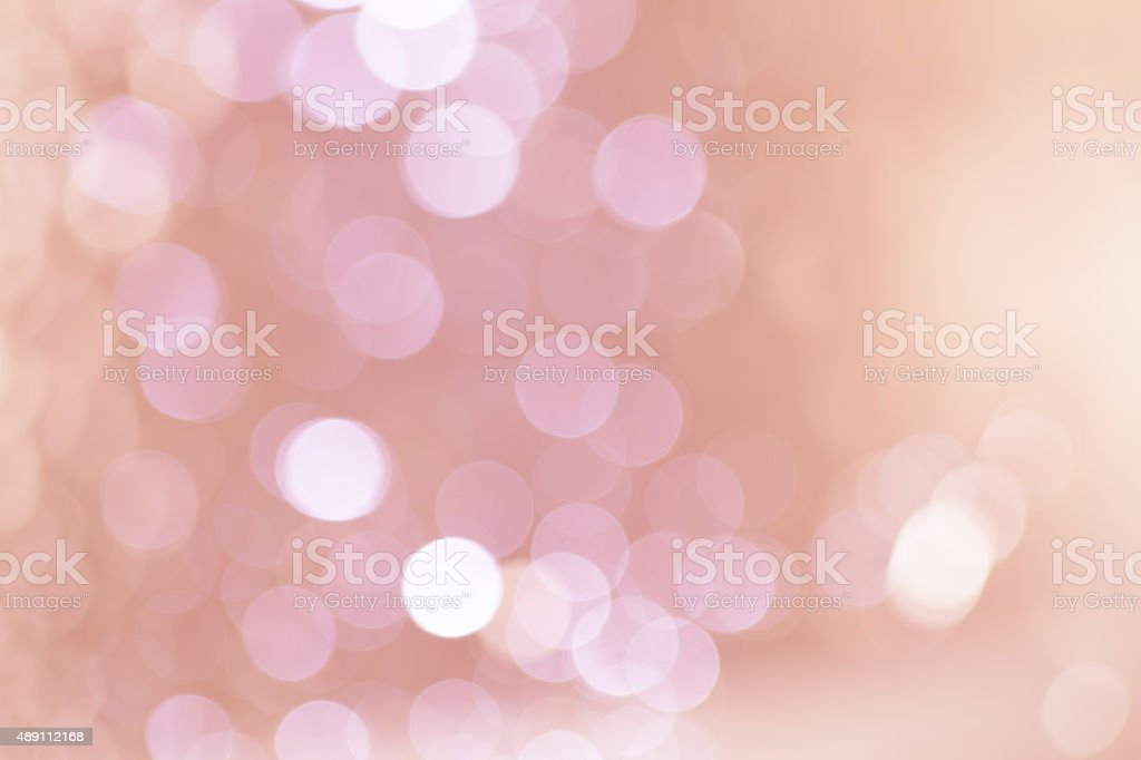 Soft blur sweet  bokeh background stock photo