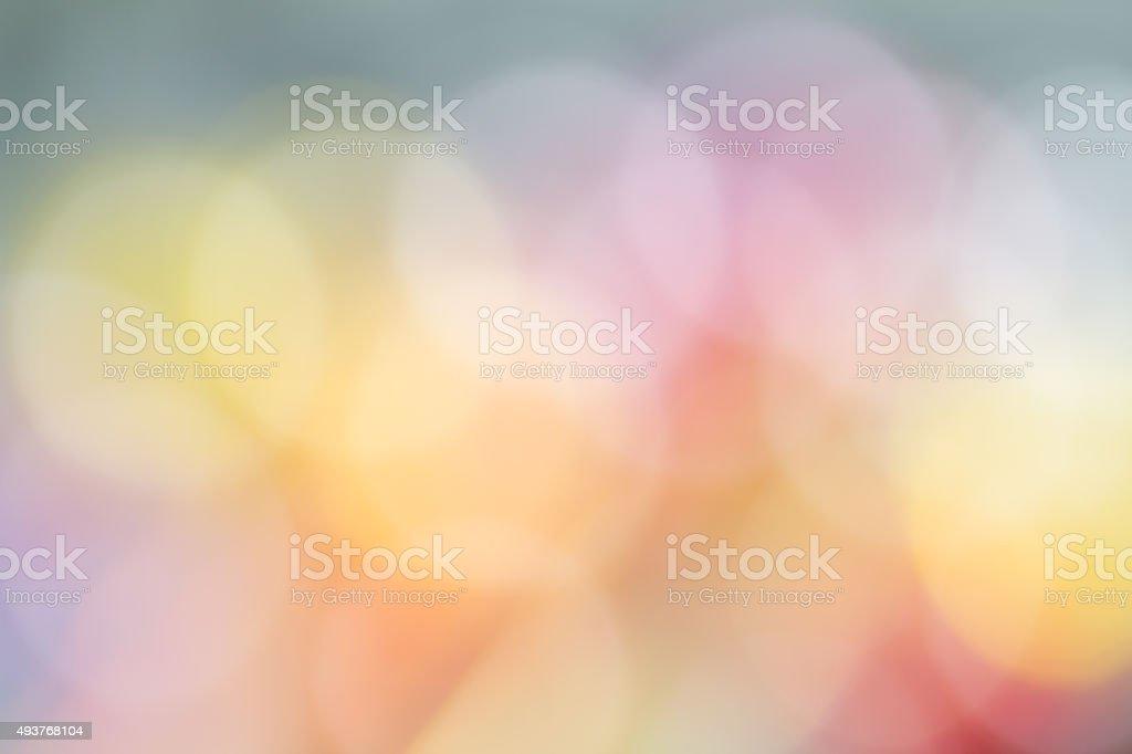 Soft blur sweet  bokeh background stock photo