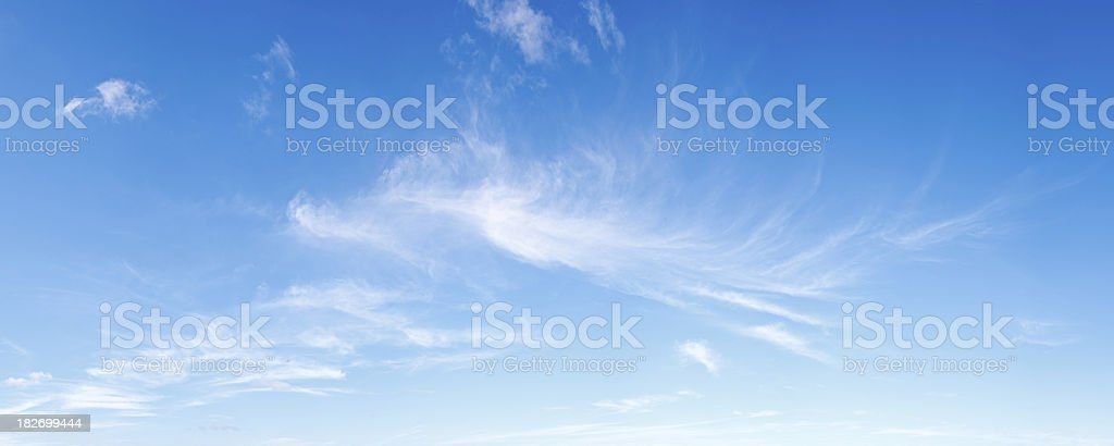 Soft Clouds stock photo