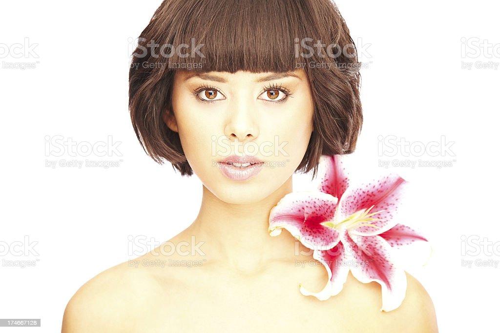 Soft Flower royalty-free stock photo