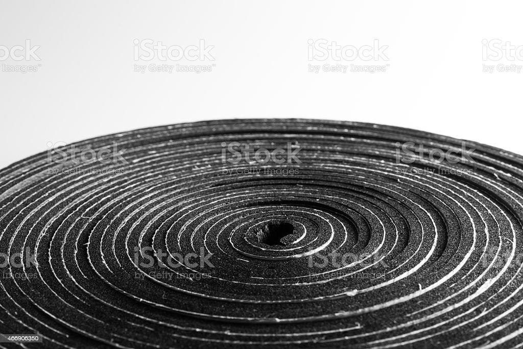 soft foam tape stock photo