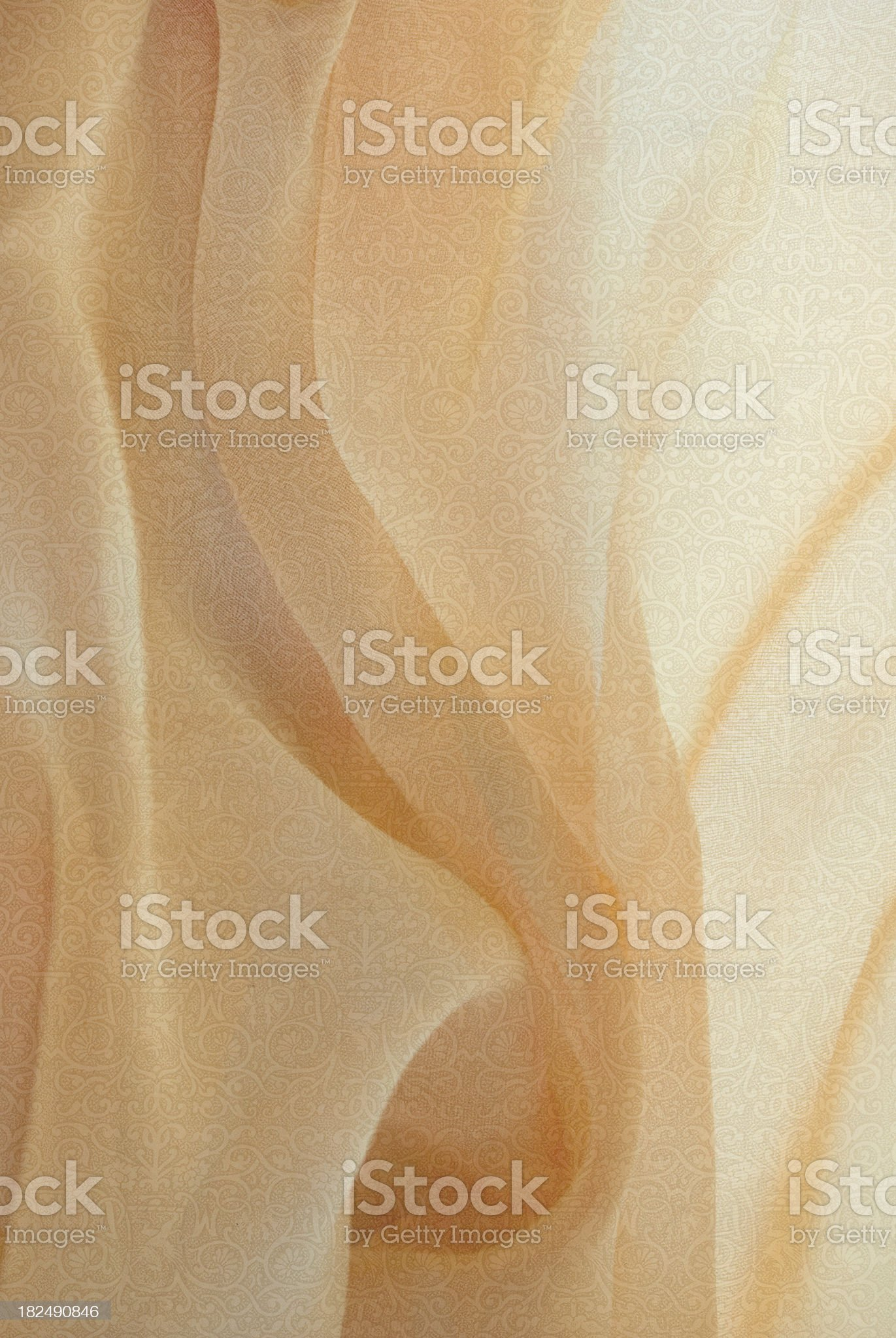 Soft Focus Fabric Abstract Background royalty-free stock photo