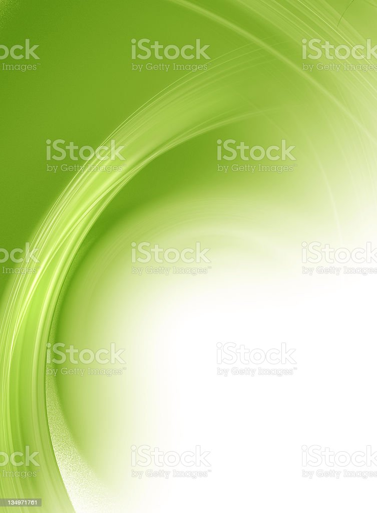 Soft Green royalty-free stock vector art
