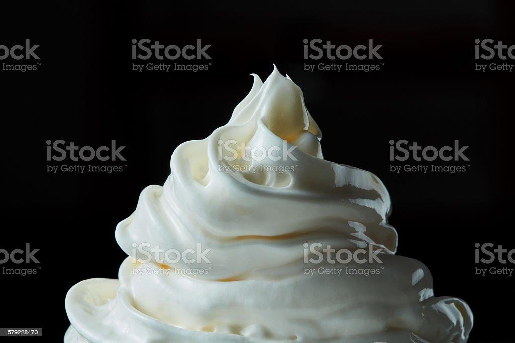 Soft Ice Cream stock photo