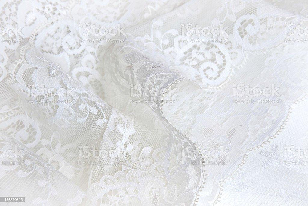 Soft Lace stock photo