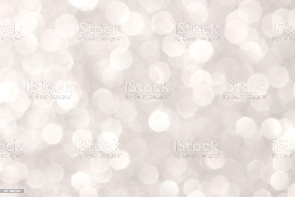 Soft lights silver background stock photo