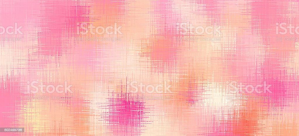 soft pink painting abstract vector art illustration
