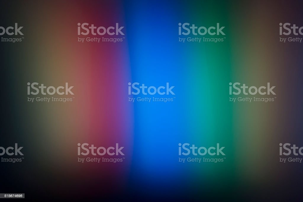 Soft rainbow abstract light background stock photo