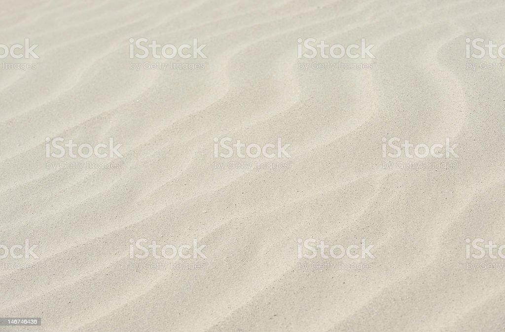 Soft Sand stock photo