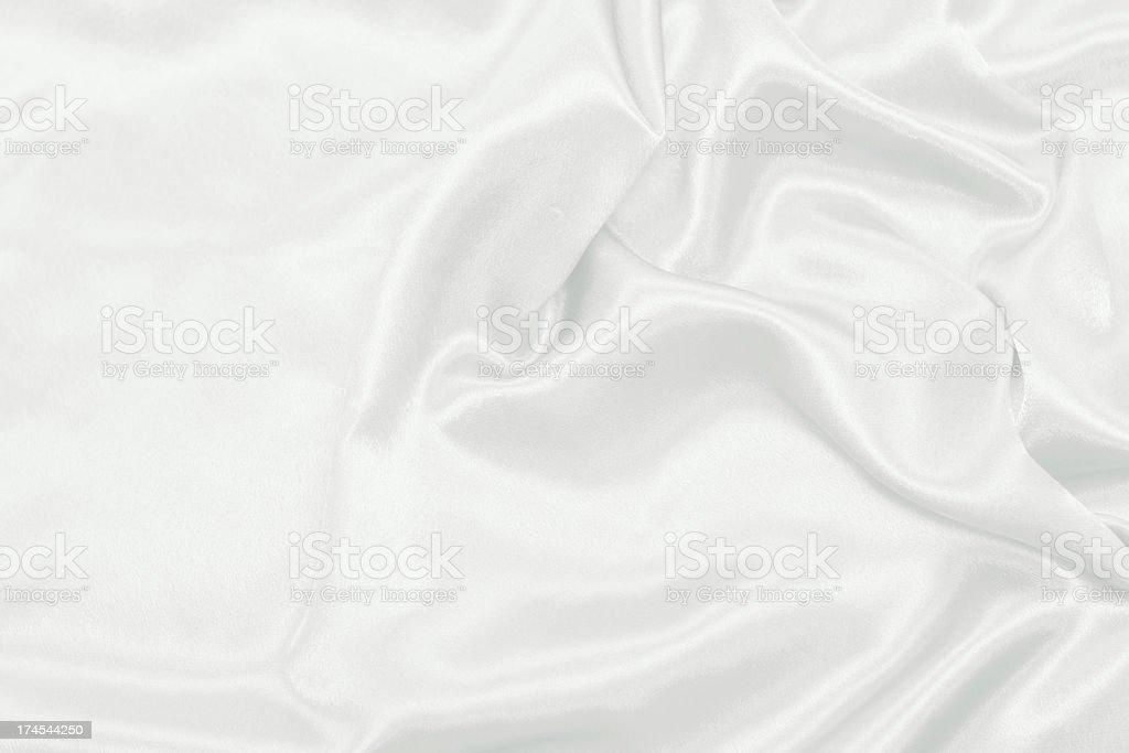 Soft satin royalty-free stock photo