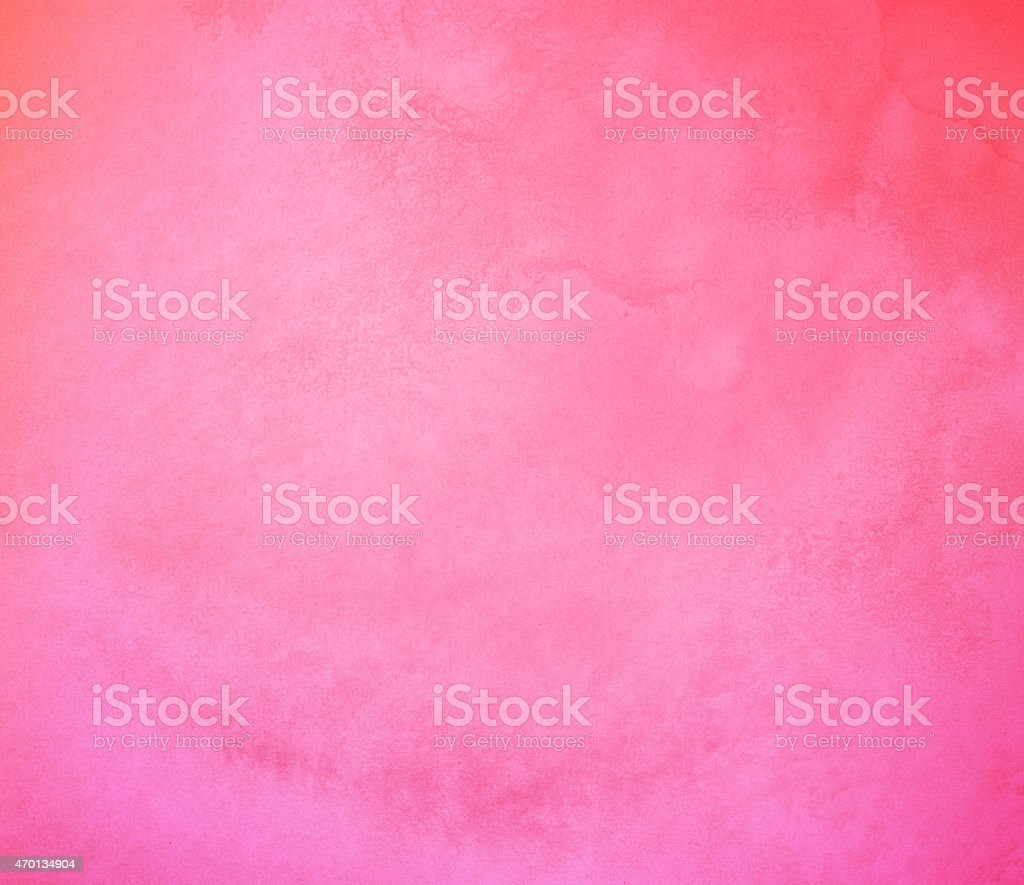 A soft textured background in rose pink stock photo