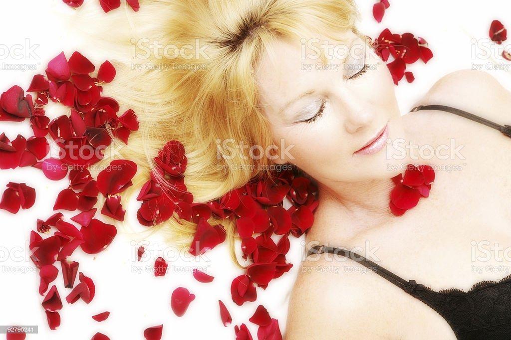 Softly Perfumed stock photo