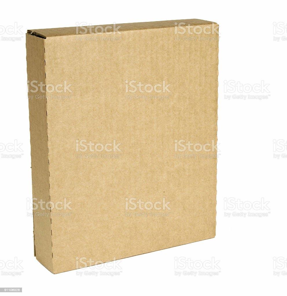Software box royalty-free stock photo