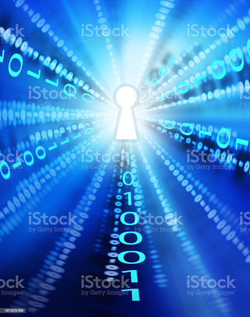 Software / Internet Security stock photo