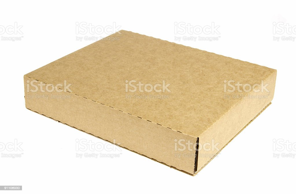 Software paper box royalty-free stock photo