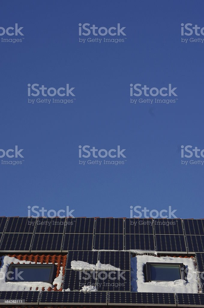 Solar Cell stock photo