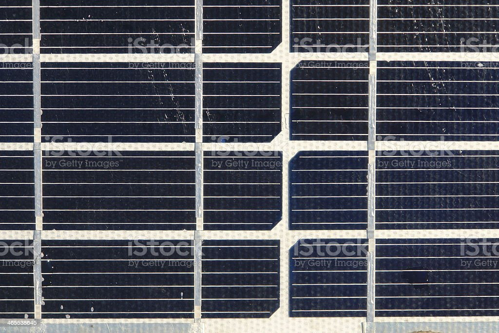 Solar Cell royalty-free stock photo