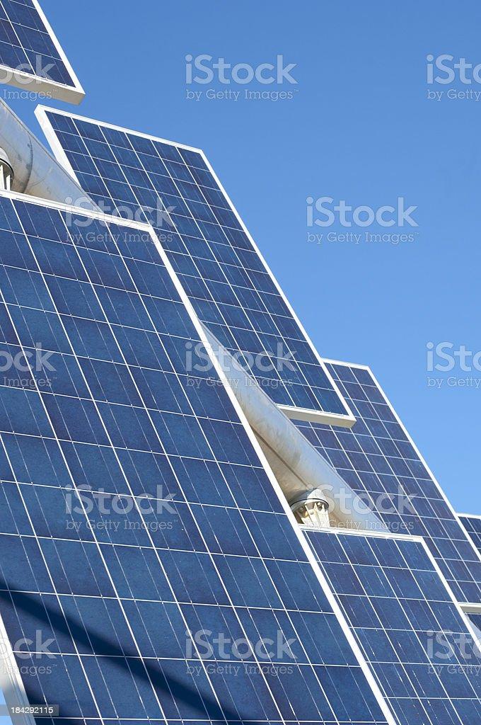 Solar Cells royalty-free stock photo
