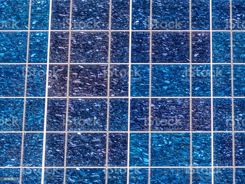 solar cells stock photo