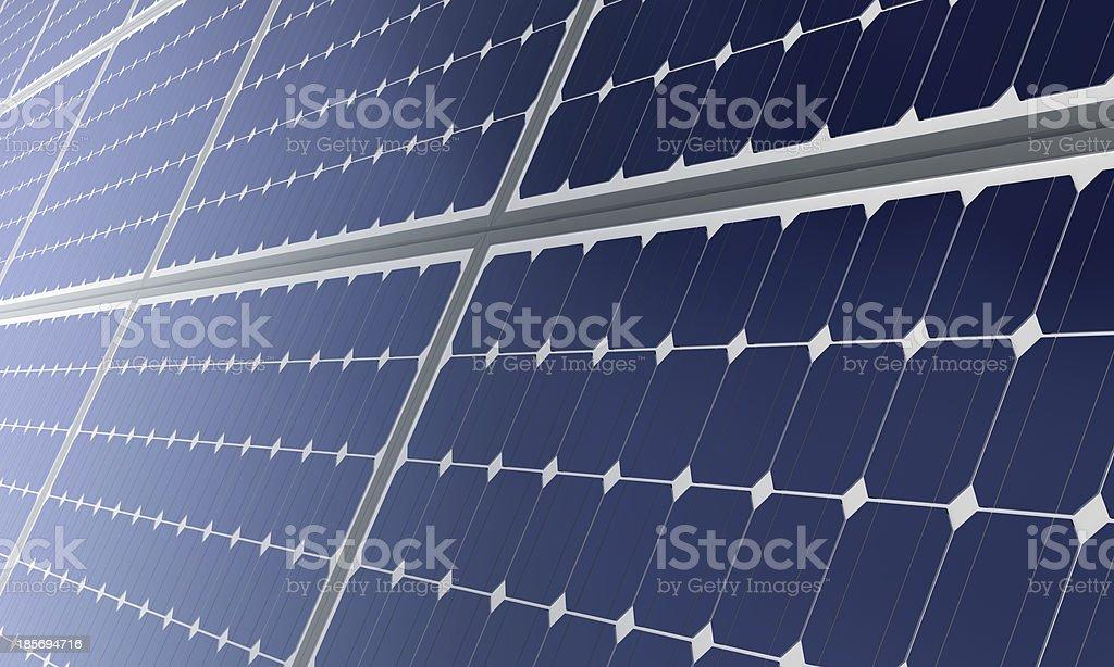 Solar Energy royalty-free stock photo