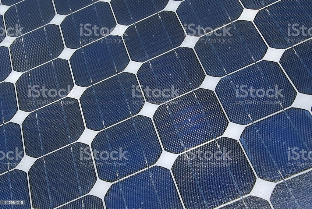 Solar Panel 2 royalty-free stock photo