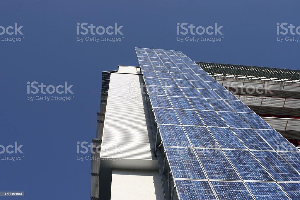 Solar Panels 2 royalty-free stock photo