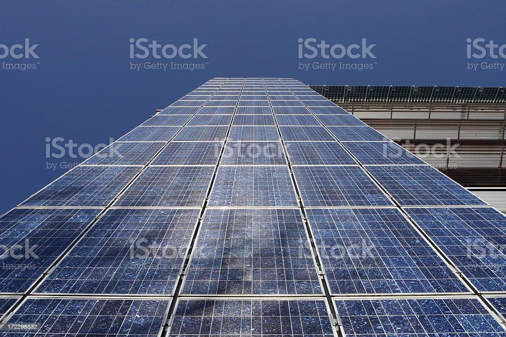 Solar Panels 5 stock photo