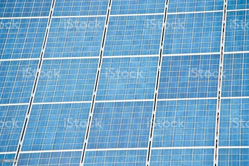 solar panels full-frame background royalty-free stock photo