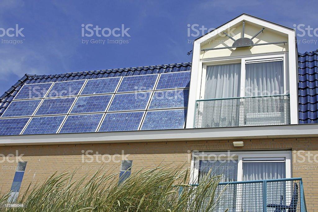Solar panels # 1 XL royalty-free stock photo