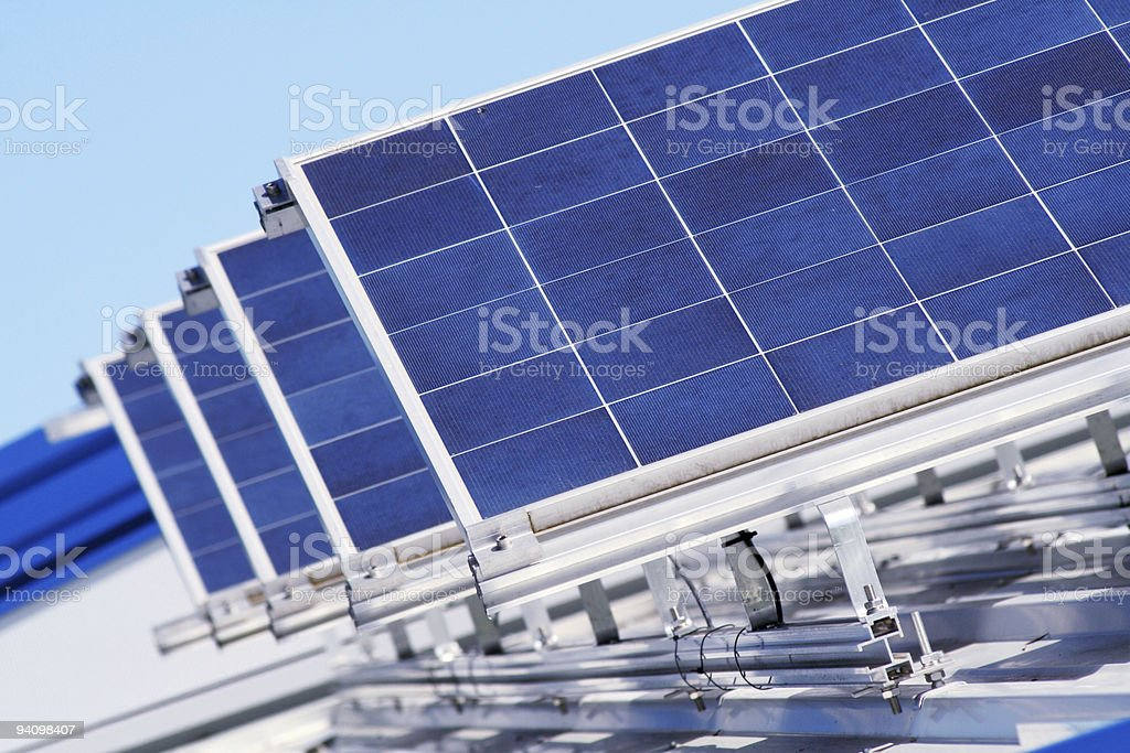 solar royalty-free stock photo
